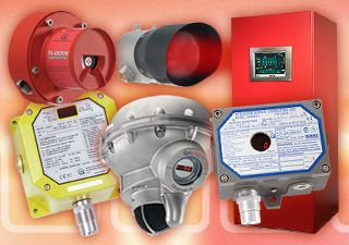GM Gas Detector Products